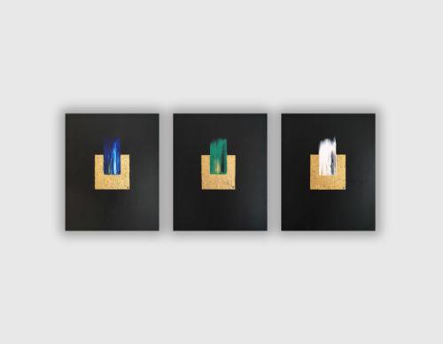 Trio de tableau
